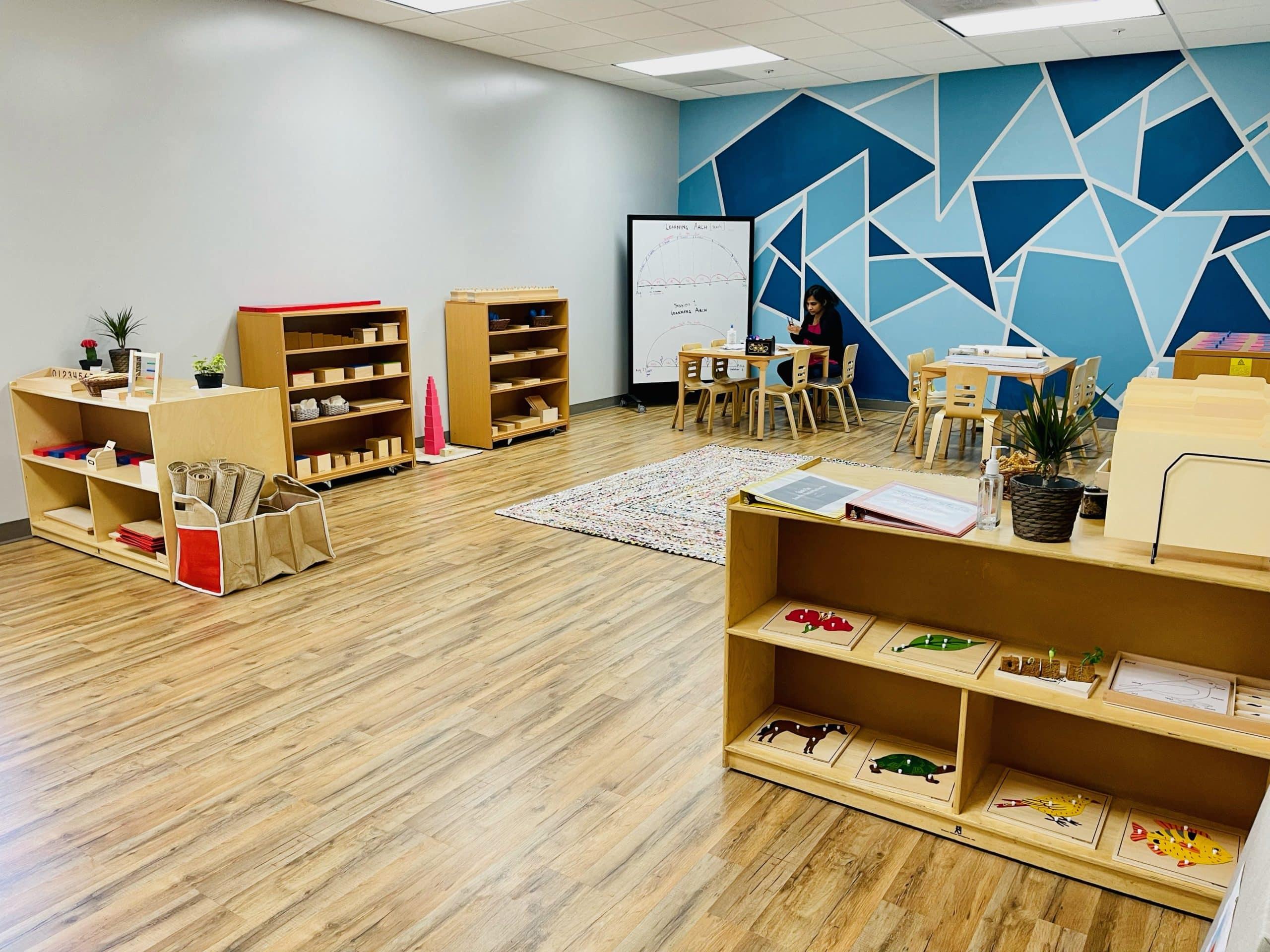Spark Kindergarten Studio